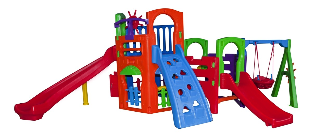 Multi Play House c/ Kit Fly FRESO cód FR31223-B